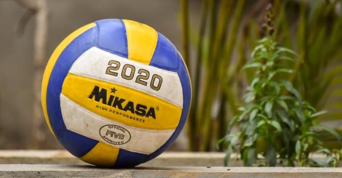 Did You Know Mellissa Stone Coaches Volleyball? image